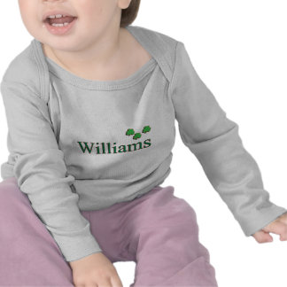 Williams Family T-shirts