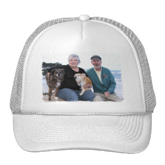 Williams - Foxy and Corky Photo 2 Trucker Hat