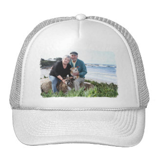Williams Foxy and Corky Photo 3 Trucker Hat