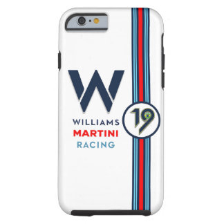 Williams Martini Racing F.Massa Iphone 6/6S case