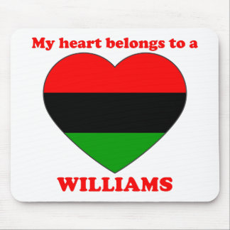 Williams Mouse Mats