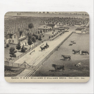 Williams Ranch, Goodrich Quarry Mouse Pad