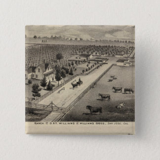 Williams Ranch, Goodrich Quarry Pinback Button