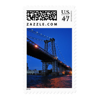Williamsburg Bridge Postage