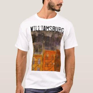williamsburg brooklyn men's t-shirt