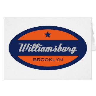 Williamsburg Card