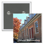 Williamsburg colonial pins