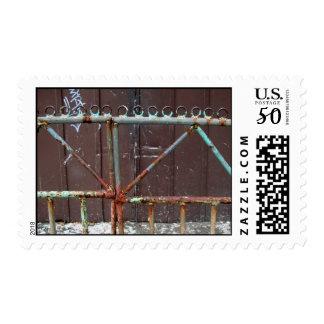 williamsburg fence postage