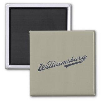 Williamsburg Refrigerator Magnets