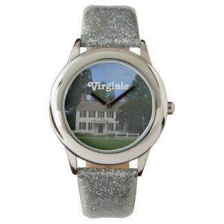 Williamsburg pintoresco reloj de mano