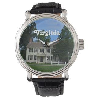 Williamsburg pintoresco relojes
