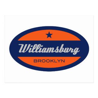 Williamsburg Postcard