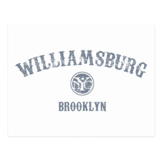 Williamsburg Postales