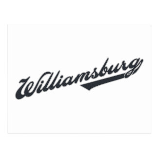 Williamsburg Postal