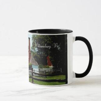WILLIAMSBURG, VA COFFEE MUG
