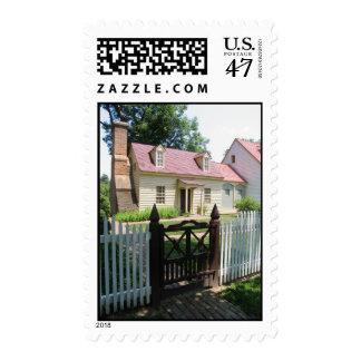 Williamsburg, Virginia Postage