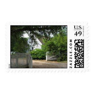 Williamsburg, Virginia Stamp