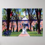 Williamsburg Virginia William and Mary College Print