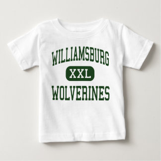 Williamsburg - Wolverines - The - Brooklyn Baby T-Shirt