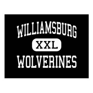 Williamsburg - Wolverines - The - Brooklyn Postcard