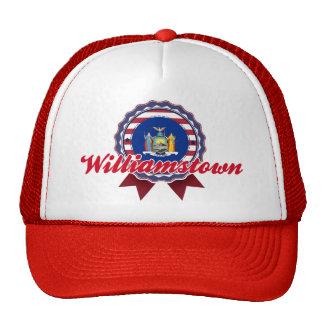 Williamstown, NY Trucker Hat