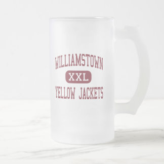 Williamstown - Yellow Jackets - Williamstown Coffee Mug