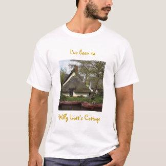 Willie Lott's Quaint Thatched Cottage, Flatford T-Shirt