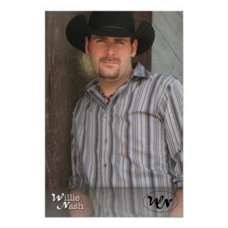 Willie Nash Poster