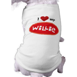 Willie Personalized Tee