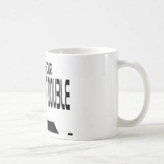 WillieBMX Bow To Your Stunt Double Coffee Mug