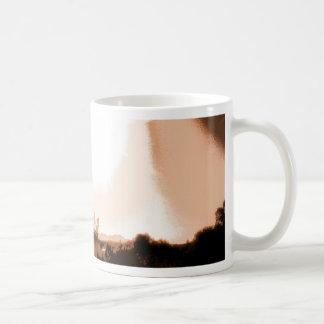 WillieBMX la tierra caliente Taza De Café