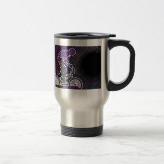 WillieBMX The Glowing Edge Travel Mug