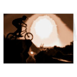 WillieBMX The Warm Earth Greeting Card