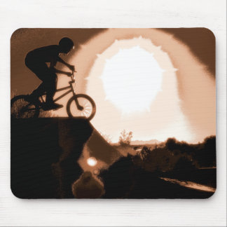 WillieBMX The Warm Earth Mouse Pad