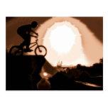 WillieBMX The Warm Earth Postcards