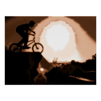 WillieBMX The Warm Earth Poster