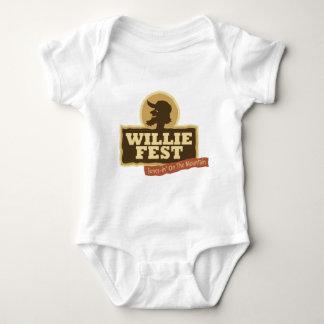 WillieFest Baby Bodysuit