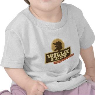 WillieFest Camisetas