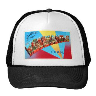 Willimantic Connecticut CT Vintage Travel Souvenir Trucker Hat