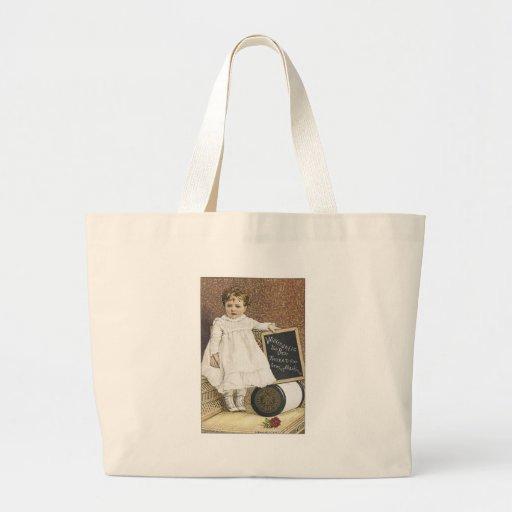 Willimantic Thread Jumbo Tote Bag