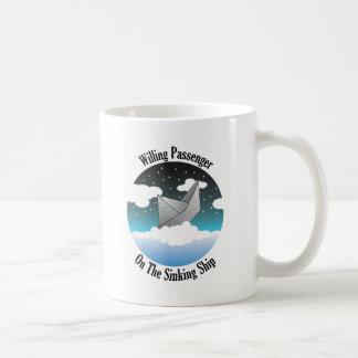 Willing Passenger Mug
