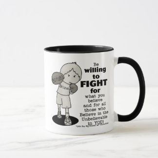 Willing to Fight Mug