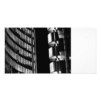 Willis Group and Lloyd s of London Abstract Photo Card Template