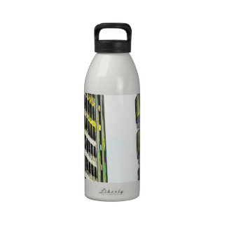 Willis Group and Lloyd's of London Abstract Art Water Bottles