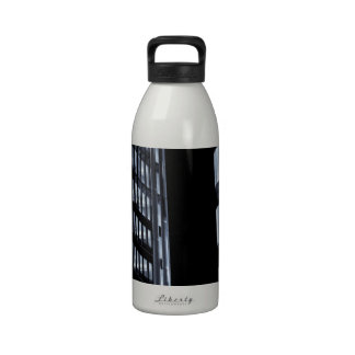 Willis Group and Lloyd's of London Abstract Reusable Water Bottle