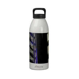 Willis Group and Lloyd's of London Abstract Reusable Water Bottles