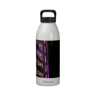 Willis Group and Lloyd's of London Abstract Water Bottle