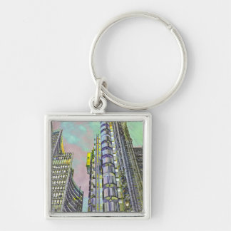 Willis Group and Lloyd's of London Keychain