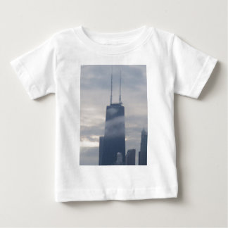 Willis (Sears) Tower Baby T-Shirt