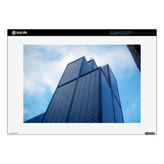 "willis tower 15"" laptop skin"